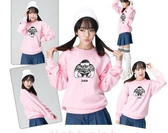 Cute Gorilla t-shirt /pink