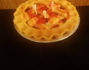 5' Cherry Pie candle