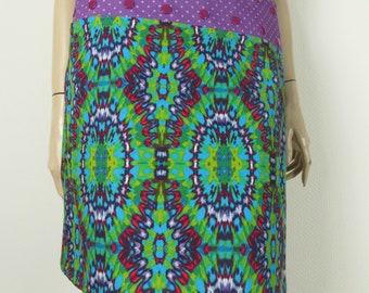 Reversible skirt #10306
