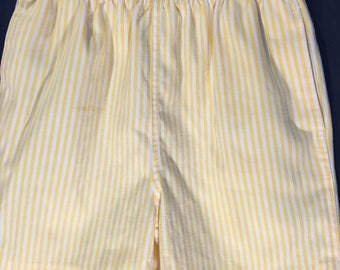Candy Stripe Boxer Shorts by Hagger /Size M