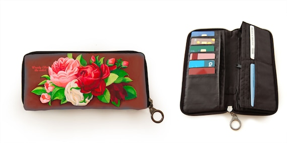 retro wallet,vintage wallet,Red Paris wallet,gift,gifts for her,gifts for mom,Woody Ellen handbag,christmas gifts,christmas gift ideas