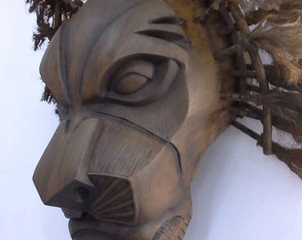 MUFASA Lion King The Musical Inspired Sculpture