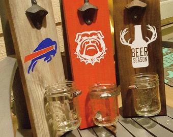 Custom Mason Jar Bottle Openers