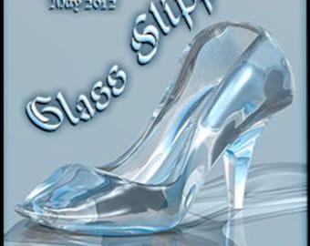 THREEBIES! Lot #422 - Glass Slipper, Vieux Carre', Grow A Pear  - Love Potion Magickal Perfumerie