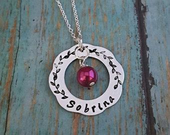 Sobrina Necklace - Niece Necklace - Sobrina - Niece - Gift for Niece - Niece Gift - Niece Jewelry - Jewelry for Niece - Favorite Niece