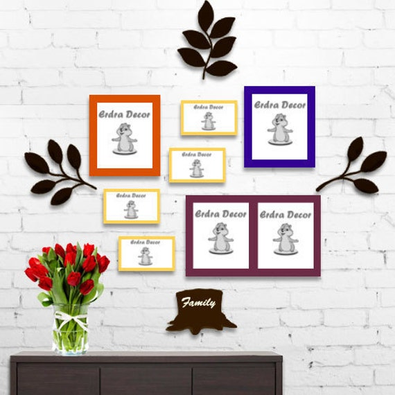 Personalized Picture Frames, Set Photo Frames, Gift Ideas Picture ...