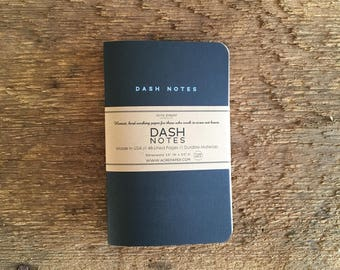 Dash Notes | Pocket Notebook | Acre Paper | Notebook | Twin Pack Notebooks