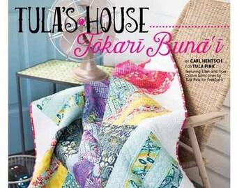 Tokari Bunai Quilt Pattern Download (884124)