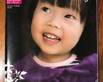 Ottobre Kids Fashion Design Magazine Autumn 4 2008
