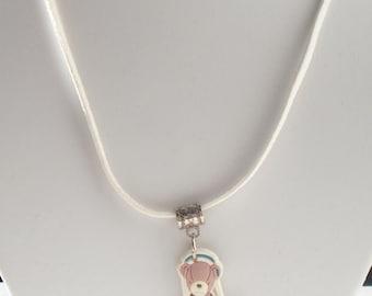 Bear necklace