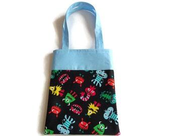Monster Goodie Bag - Gift Bag - Mini Tote