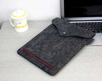 """Felt 15 Macbook Sleeve , Felt 15"""" Macbook Sleeve , Felt 15"""" Macbook Pro Sleeve , Touch Bar 15"""" Macbook Pro Sleeve , 15 Macbook Case #203"""