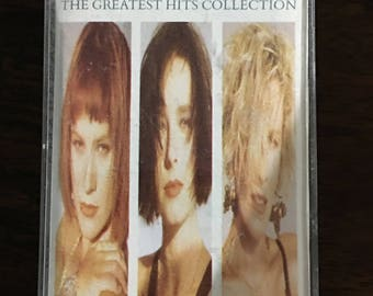 Bananarama The Greatest Hits Collection Cassette tape