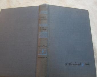 1939 edition Heidi's Children,antique book,Johanna Spyri,Charles Tritten,Swiss story,teacher gift,childrens classic literature,
