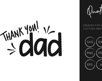 Dad SVG, Fathers Day SVG, Quote svg, silhouette cameo, cricut explore, instant download, svg cut files, dxf cut files, commercial use