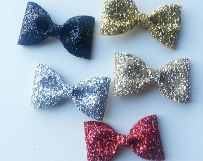 Glittery Wedding or Birthday Bow-Tie
