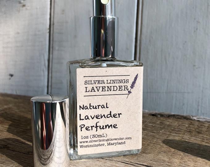 Natural Lavender Perfume