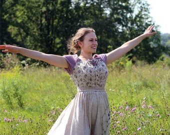 Linen Dress Genevieve