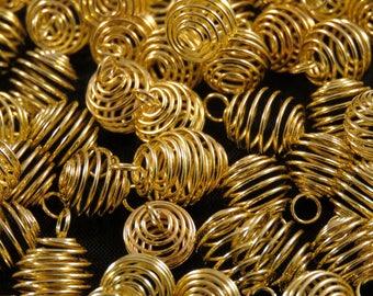 25 caps spring pr cord 8 x 9