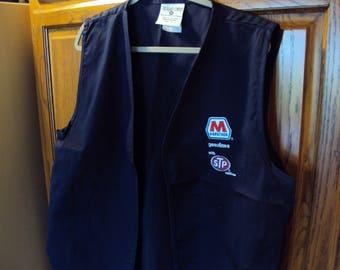 Vintage Vest, Vintage Clothing, 1980's Clothing, Old Clothing