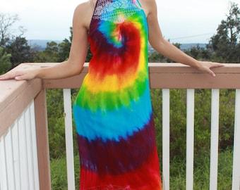Tie Dye Kandy Kiss Dress   Size Small