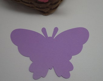 Butterfly Die Cuts 120 Piece set, Embellishments, Decorations, Scrapbooking, Cardmaking, Crafts, Note Cards, Tags, Paper Shapes VTC-0239