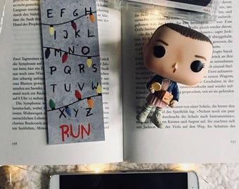 Stranger Things Bookmark