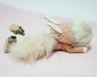 Miyoni Lati Yellow SP, Luts Tiny Delf 20, 18~20cm doll, Baby Fox Bodysuit BJD clothes