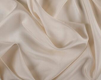 "45"" Wide 100% Silk Habotai Soft Yellow-Wholesale by the Yard (2000M104)"