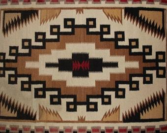 Old Crystal/Chinle Vintage Navajo Weaving #88 b
