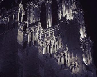 """Fine art photo Paris """" NOTRE DAME de PARIS """""""