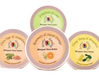 Body Butter | Whipped Body Butter | Shea Butter Body Creams | Natural Body Butters | Natural Skincare | Moisturizer | Shea Butter | Vegan