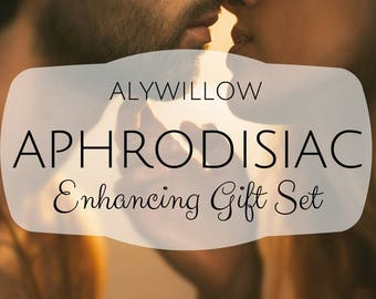 APHRODISIAC Interactive Set || Delightful, Enhancing, Encouraging & Exciting || Romantic