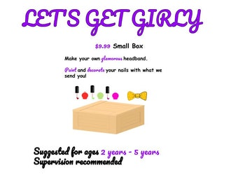 Let's Get Girly