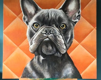PET PORTRAIT COMISSIONS made to order