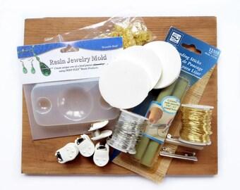 Destash Jewelry Supplies Junk Drawer