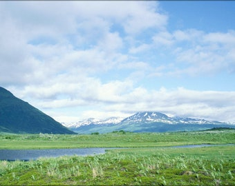 Poster, Many Sizes; Alaska Scenery Landscape
