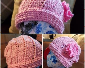 Ladies cloche hats