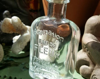 Witch bottle/Empty Potion Bottle/Spell Bottle/DIY Witchcraft Supploes/Hoodoo Voodoo/Pagan Bottles/ Perfume Bottle/Wicca Magic/French Bottles