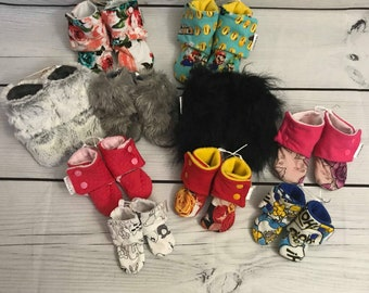 Slippers ready to ship