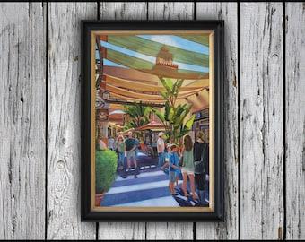 Large Wall Art, Original Acrylic Art, Canvas Art, Wall Painting, Living Room Decor, Wall Decor, Painting Art, wall art, painting on canvas