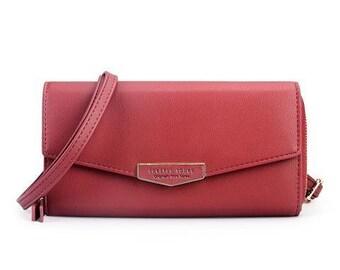 Shoulder Bag Woman Pattern Envelope.