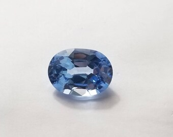 16.20 Blue Topaz aprox 17.75 x 13.  for Ring Pendant Jewelry Collection