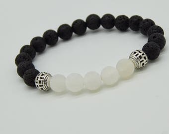 Blessed  by Buddhist Monk, Mala bead bracelet