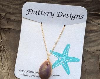 Hawaiian Cowrie Shell Necklace