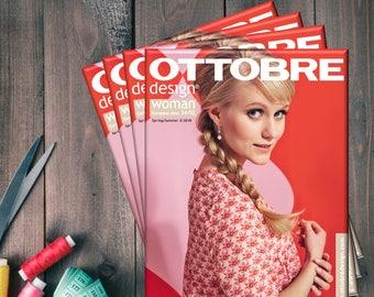 "Magazine ""Ottobre Design Woman"" 02/2018"