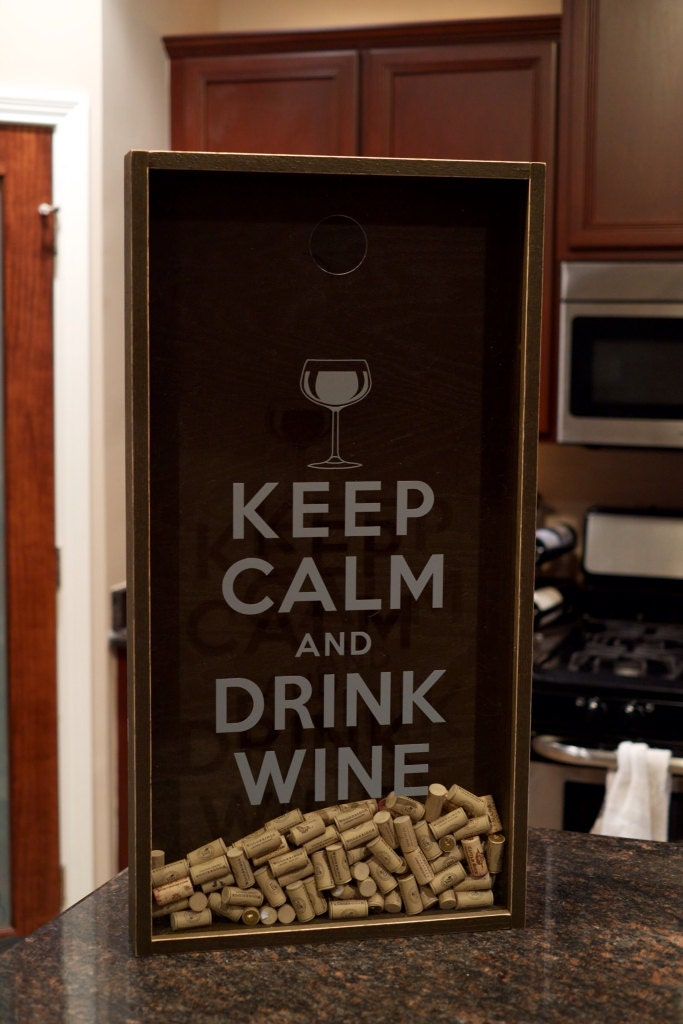 zoom - Wine Cork Picture Frame