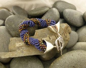Gorgeous Dutch Spiral Bracelet