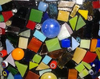 mosaic pet urn
