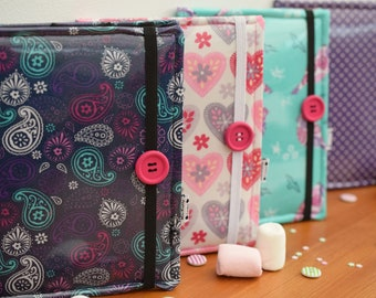 Spring Floral Prints - E-Reader Case for Kindle or Kobo - Various Sizes